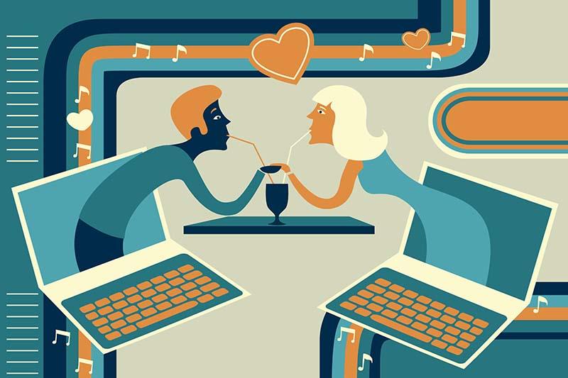 hẹn hò online